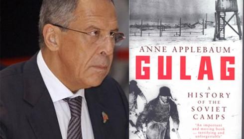 lavrov and gulag img
